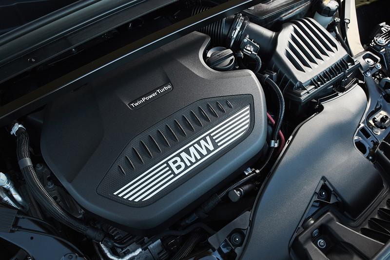 BMW X2, 4-Zylinder Dieselmotor