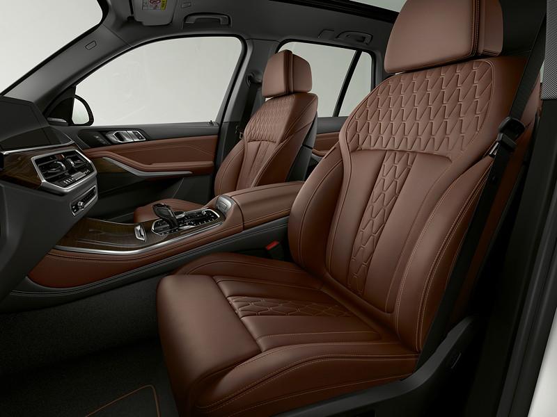 BMW X5 xDrive45e iPerformance, Innenraum vorne