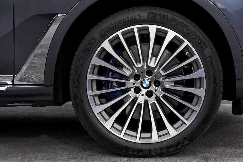 BMW X7 - Interieur