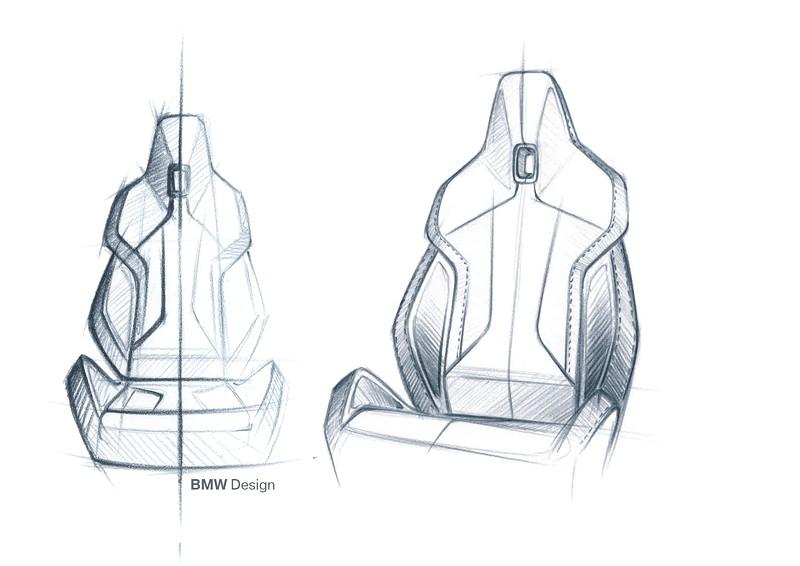 BMW Z4 (G29) - Designskizze