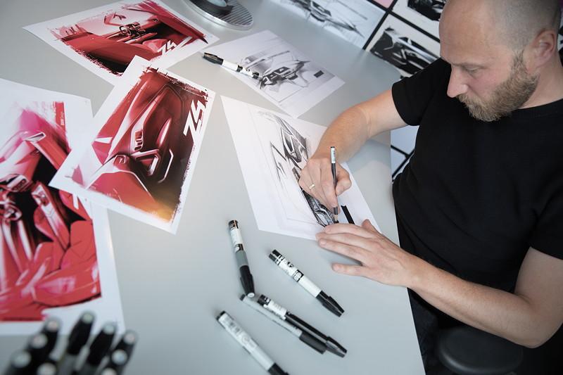 BMW Z4 (G29) - Designprozess