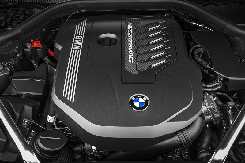 BMW Z4 M40i, 6-Zylinder-Motor mit 340 PS