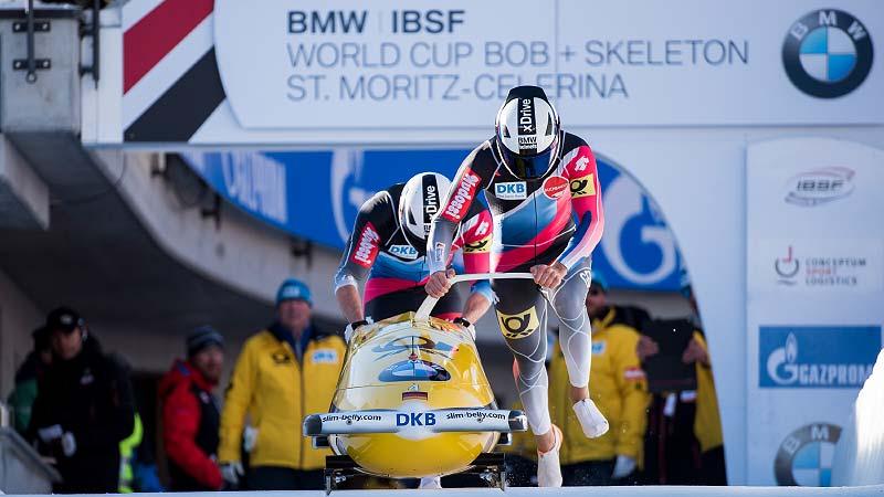 Bobteam Lochner, BMW Motorrad Helm Race