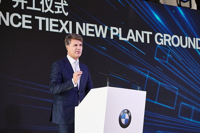 15 Jahre BMW Brilliance Automotive: Harald Krüger (Vorstandsvorsitzender der BMW AG)