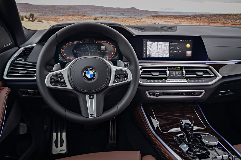 BMW Operating System 7.0.