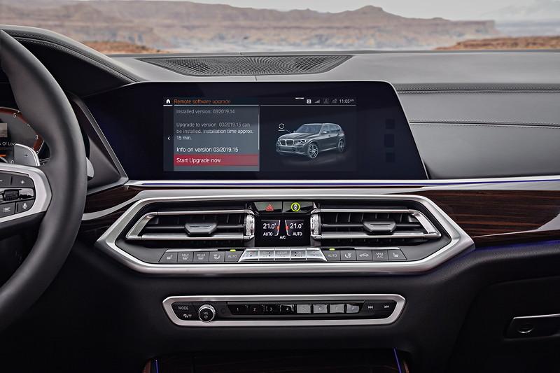 BMW Operating System 7.0.