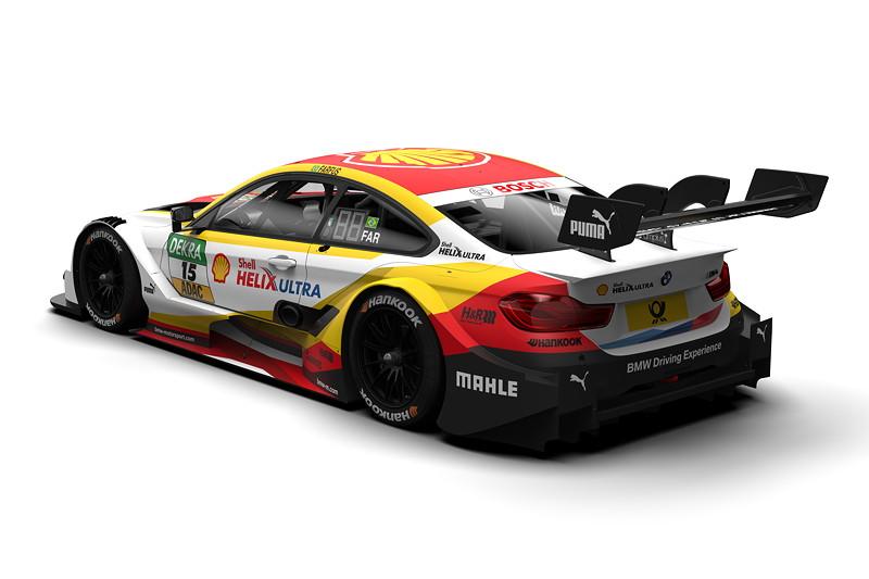 Shell BMW M4 DTM