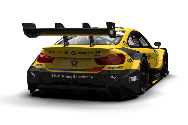Deutsche Post BMW M4 DTM