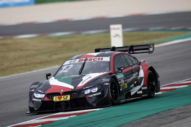 Misano (ITA), 26. August 2018. BMW M Motorsport, DTM, Alessandro Zanardi (ITA), BMW M4 DTM, BMW Team RMR.