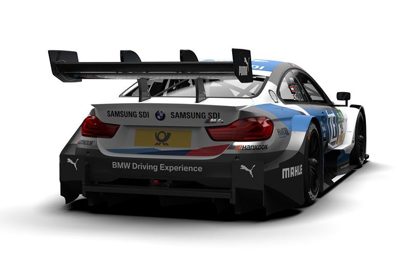 Samsung BMW M4 DTM