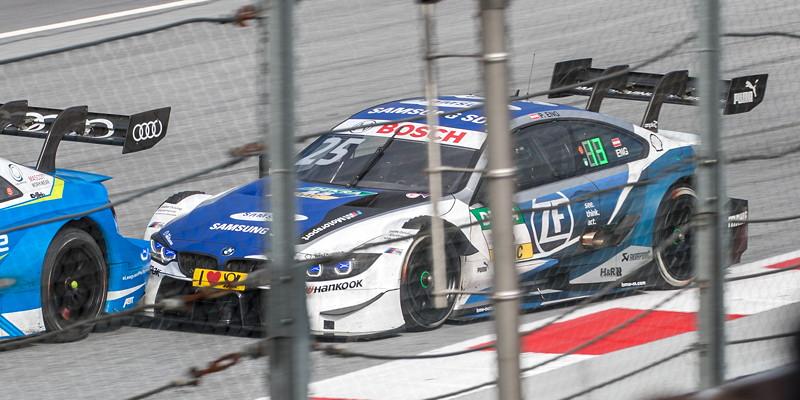 DTM in Spielberg, 23.09.2018. Philipp Eng im Samsung BMW M4 DTM beim DTM-Rennen.