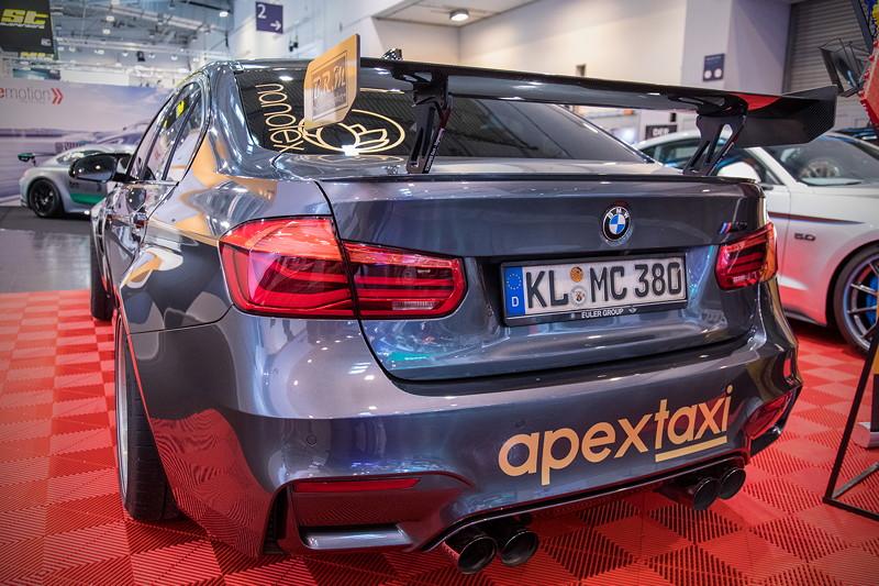 Essen Motor Show 2018: BMW M3 (F80)