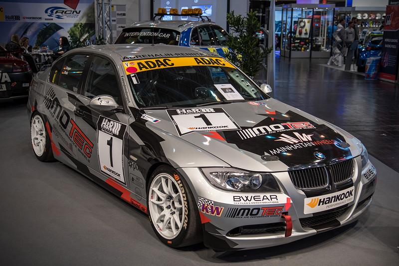 Essen Motor Show 2018: BMW 3er (E90) aus dem Motorsport