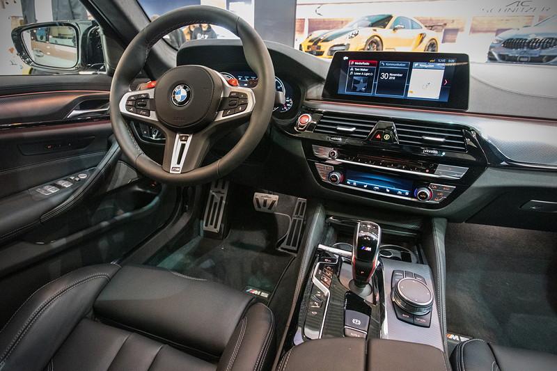 BMW M5 by AC Schnitzer, Interieur