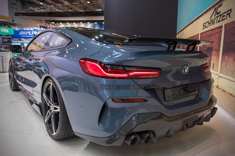 AC Schnitzer Designstudie auf Basis BMW M850i