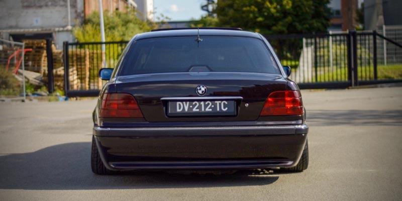 Essen Motor Show 2018: BMW 740iL (E38) in der tuningXperience