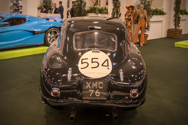 Aston Martin DB2 R, Siegerfahrzeug der 24h von Le Mans 1950