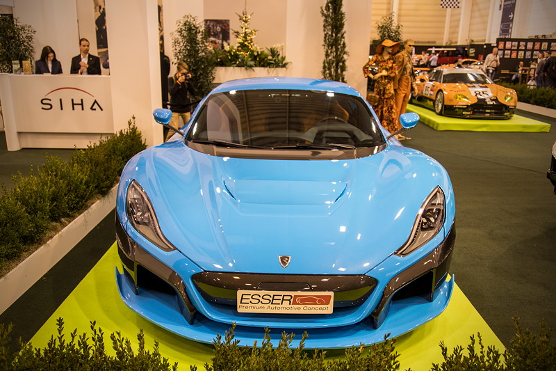Rimac Concept 2, das stärkste Sportauto der Welt