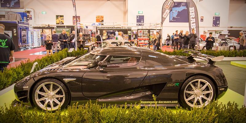Koenigsegg CCX R, zwischen 2006 und 2010 wurden 49 Einheiten gebaut