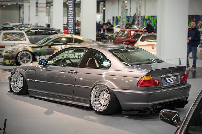 BMW 330Ci (Modell E46), Baujahr: 2003, Essen Motor Show - tuningXperience in der Halle 1A
