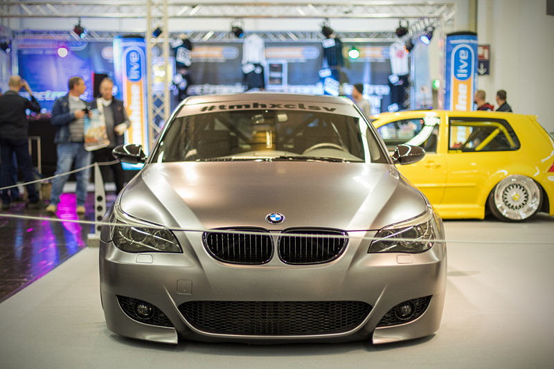 BMW 530d (E60), Baujahr: 2007, Essen Motor Show 2018 - tuningXperience in Halle 1A