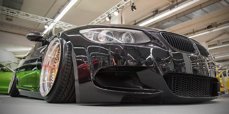 BMW 335i Cabrio (Modell E92), Baujahr: 2012, Essen Motor Show - tuningXperience in Halle 1A