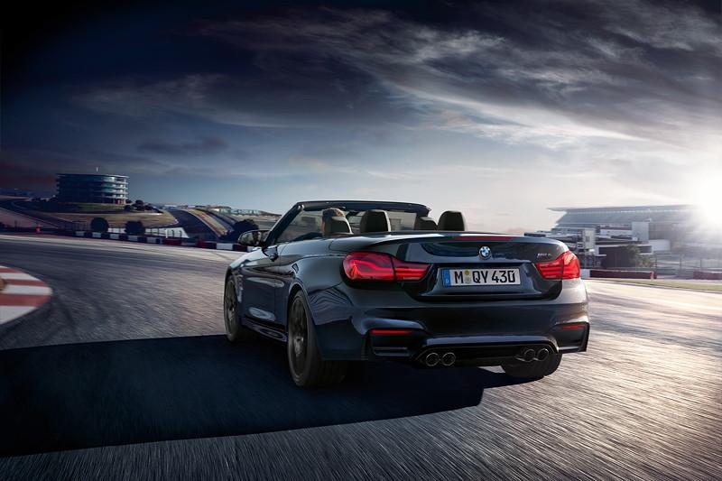 BMW M4 Cabrio '30 Jahre Edition'