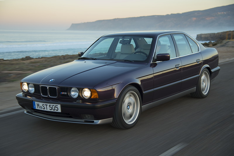 BMW M5, zweite Modellgeneration E34