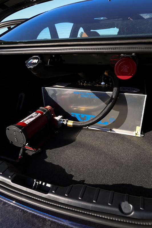 BMW M5 Kofferraum