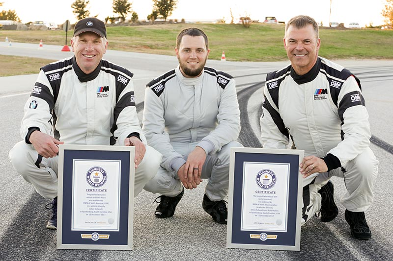 Guinness Weltrekord Zertifikat