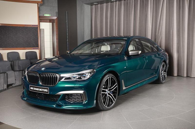 BMW M760Li xDrive M Performance mit 6,6 Liter großem V12-Motor und 610 PS