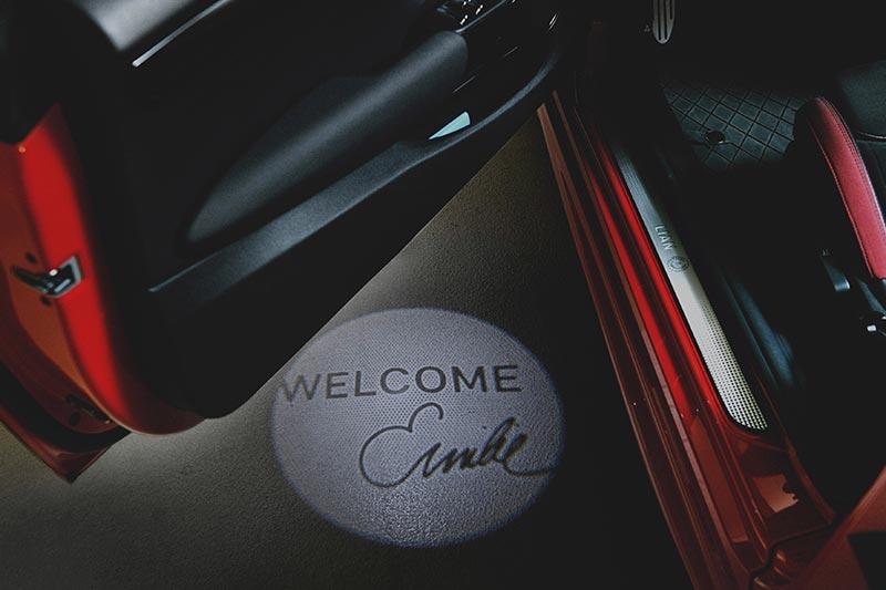 MINI Cooper Hatch (F56). Maximale Individualisierung: MINI Yours Customised.