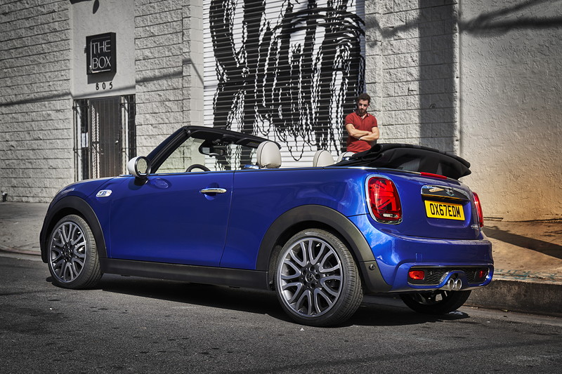 MINI Cooper S Cabrio (Facelift 2018)