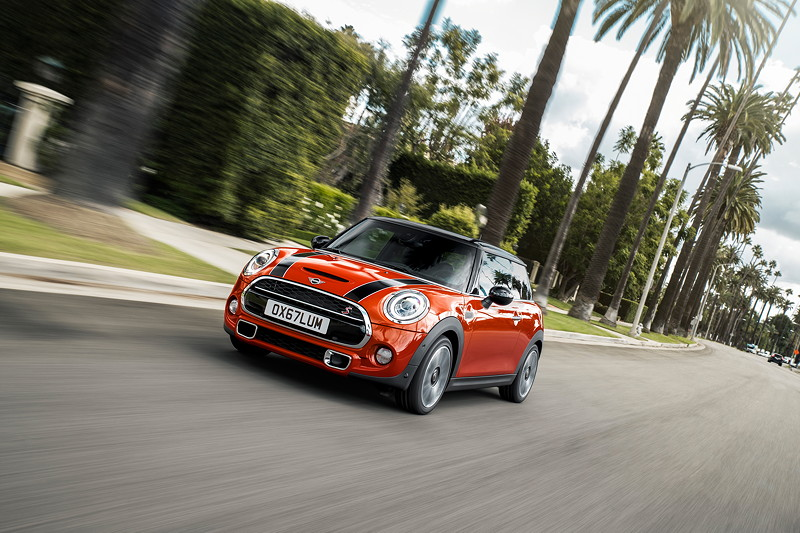 MINI Cooper S Hatch (Facelift 2018)