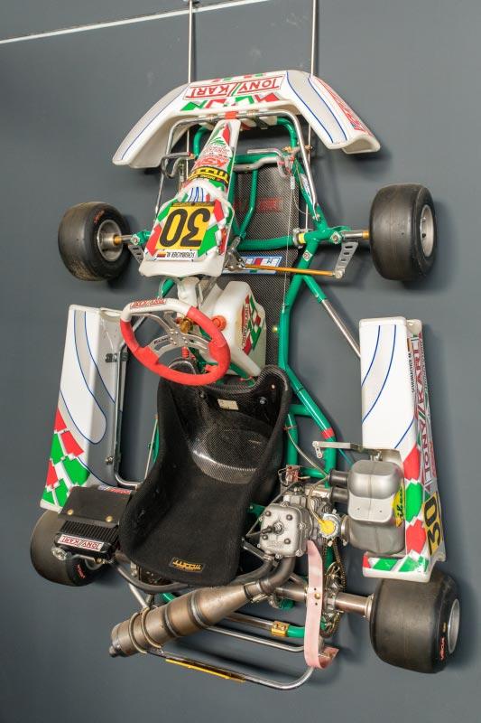 MotorWorld Köln-Rheinland, Michael Schumacher Private Collection: Tonykart Extreme Formel Super A