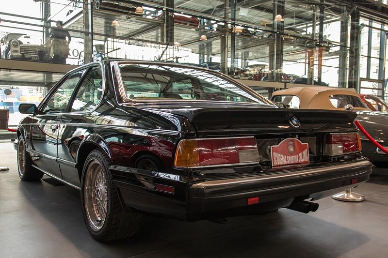 MotorWorld Köln-Rheinland: BMW M 635 CSi (E24), zwei Vorbesitzer, 'fully loaded', d. h. alle BMW Optionen verbaut.