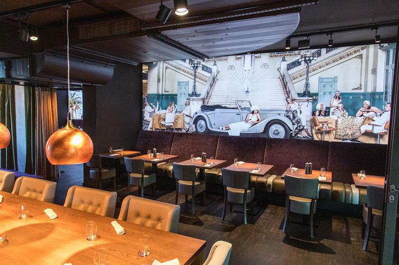 MotorWorld Köln-Rheinland: Steak-Restaurant 'Abacco'
