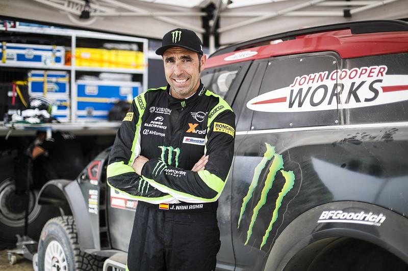 2018 Dakar, Shakedown, Joan Nani Roma (ESP) - MINI John Cooper Works Rally - X-raid Team 302 - 04.01.2018