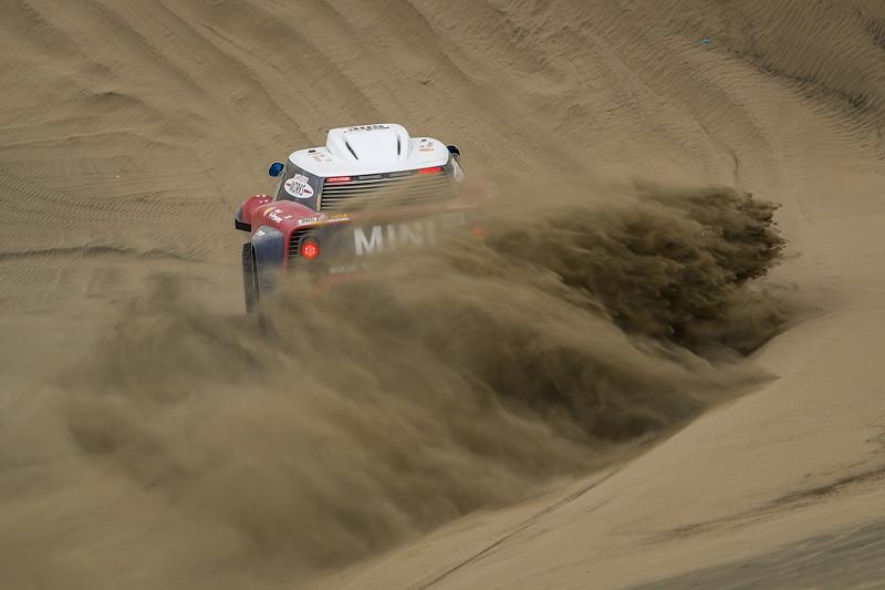 2018 Dakar, Shakedown, Mikko Hirvonen (FIN), Andreas Schulz (DEU) - MINI John Cooper Works Buggy - X-raid Team 305 - 04.01.2018
