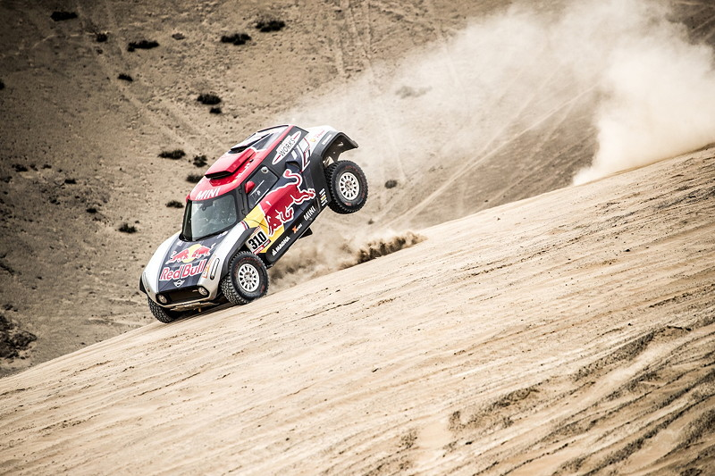 2018 Dakar, Shakedown, Bryce Menzies (USA), Peter Mortensen (USA) - MINI John Cooper Works Buggy - X-raid Team 310 - 04.01.2018