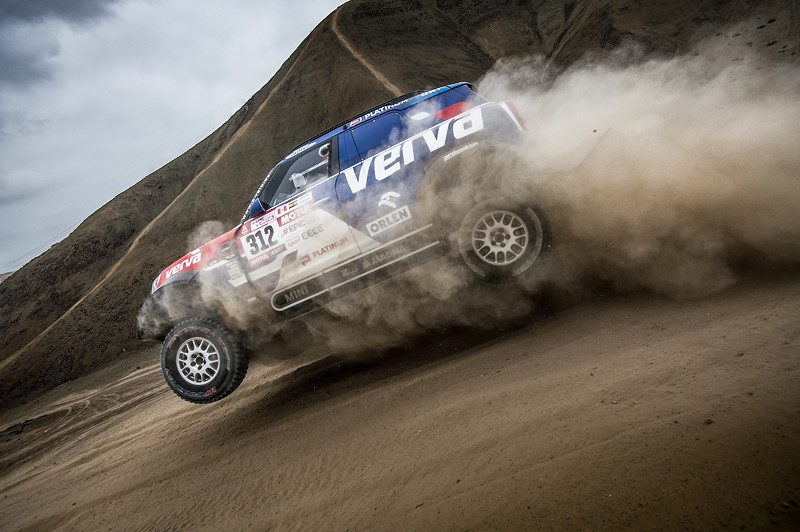 2018 Dakar, Shakedown, Jakub Kuba Przygonski (POL), Tom Colsoul (BEL) - MINI John Cooper Works Rally - Orlen Team 312 - 04.01.2018