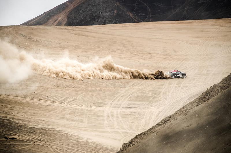 2018 Dakar, Shakedown, Yazeed Al Rajhi (KSA), Timo Gottschalk (DEU) - MINI John Cooper Works Buggy - X-raid Team 314 - 04.01.2018