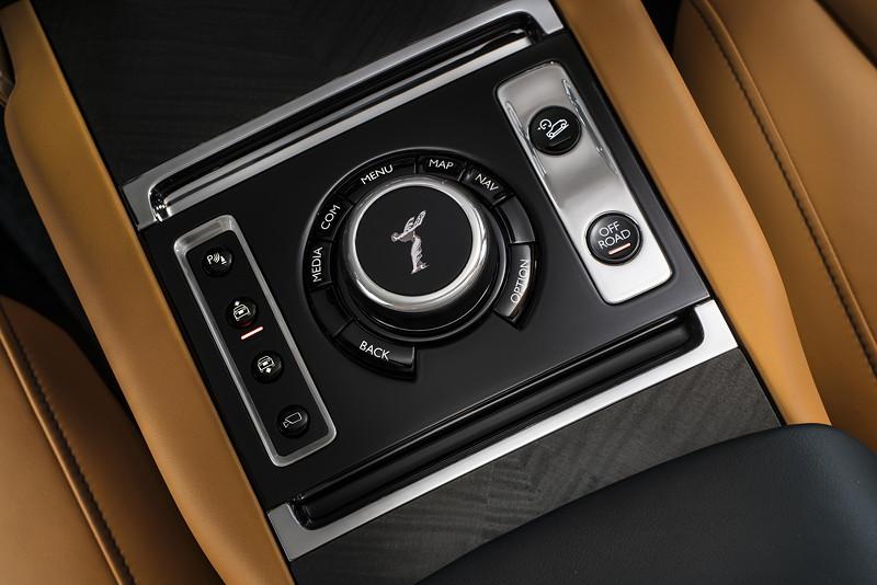Rolls-Royce Cullinan, Interieur
