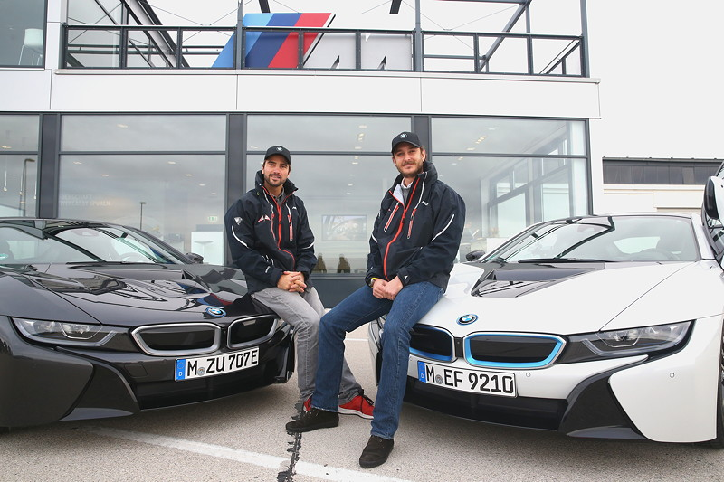 BMW - Partner von Team Malizia - Boris Herrmann, Pierre Casiraghi.