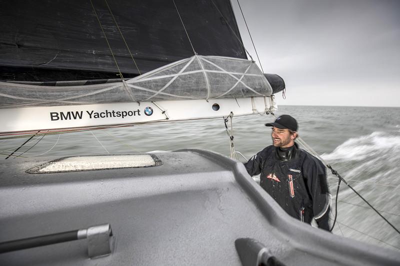 BMW - Partner von Team Malizia - Boris Herrmann.