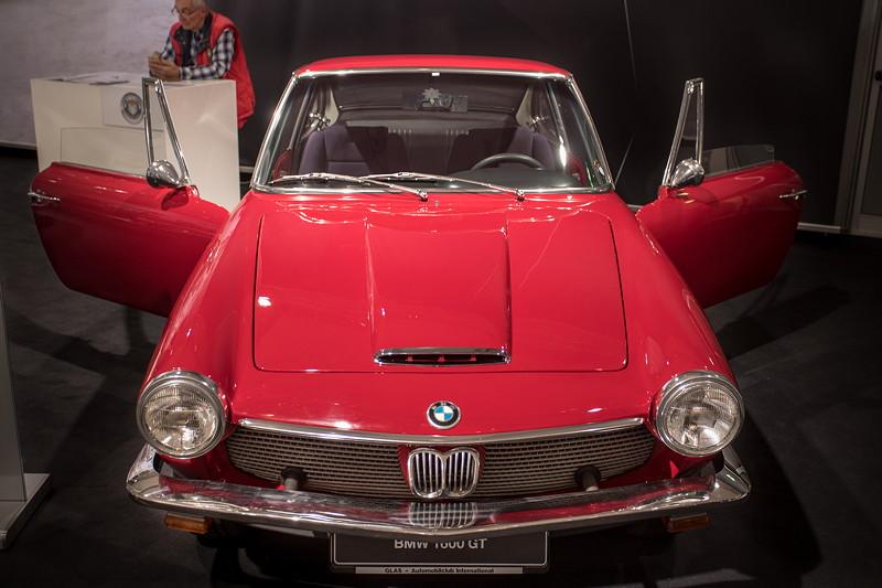 BMW 1600 GT, Baujahr: 1968, 1.259 produzierte Einheiten