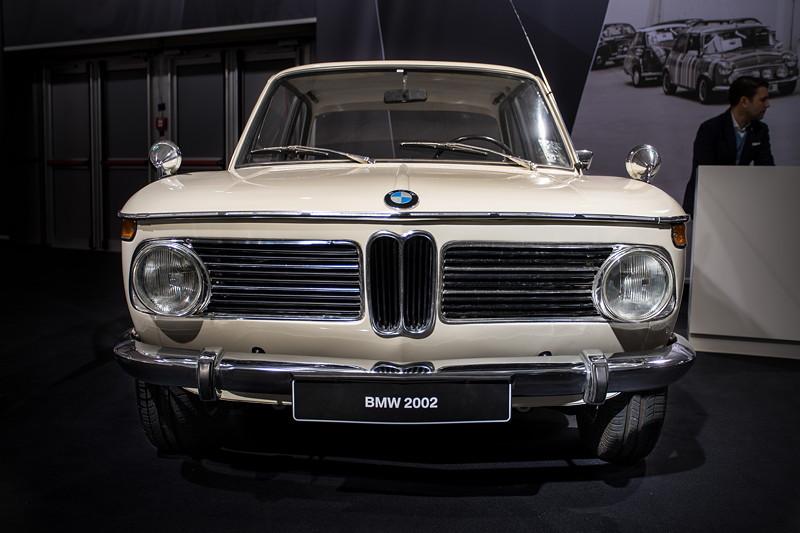 BMW 2002, ehemaliger Neupreis: 9.240 DM