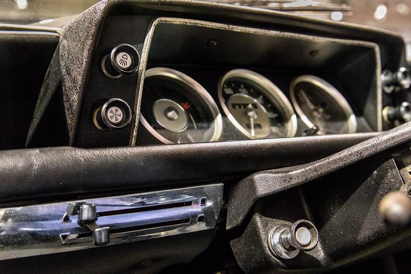 BMW 2002, Innenraum