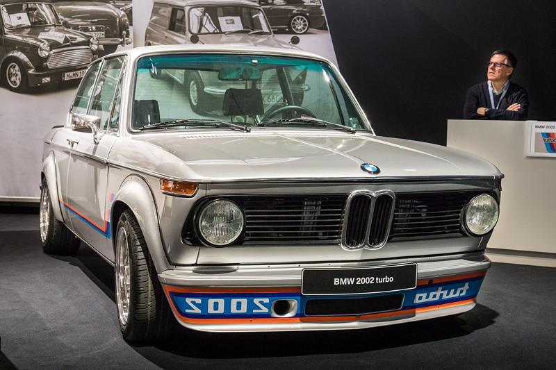 BMW 2002 turbo, Baujahr 1974, 1.673 produzierte Einheiten