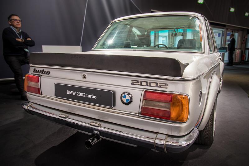 BMW 2002 turbo, ehemaliger Neupreis: 18.720 DM